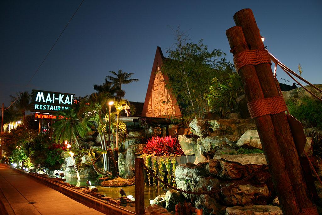 The Mai Kai Restaurant And Polynesian Show The Mai Kai